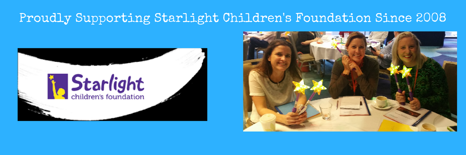 Starlight Childrens Foundation Banner STAR Website